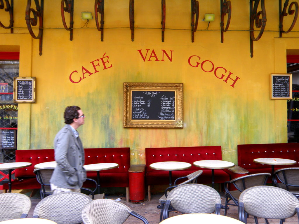 tour of provence cafe van gogh