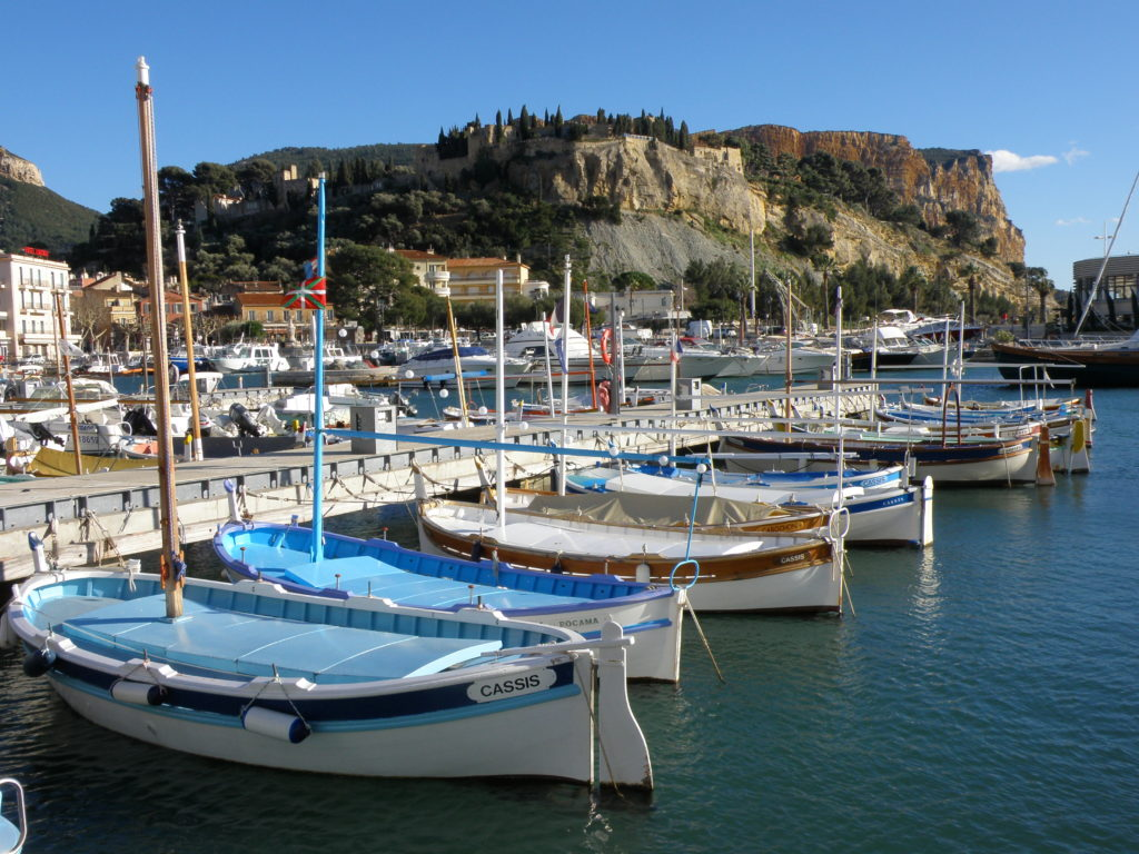 cassis tour of provence
