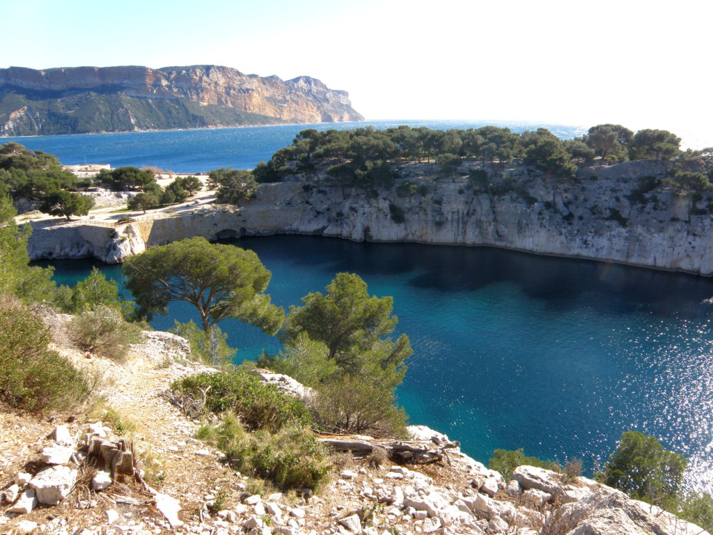 calanques national park france