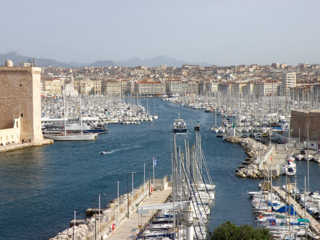 port of marseille france