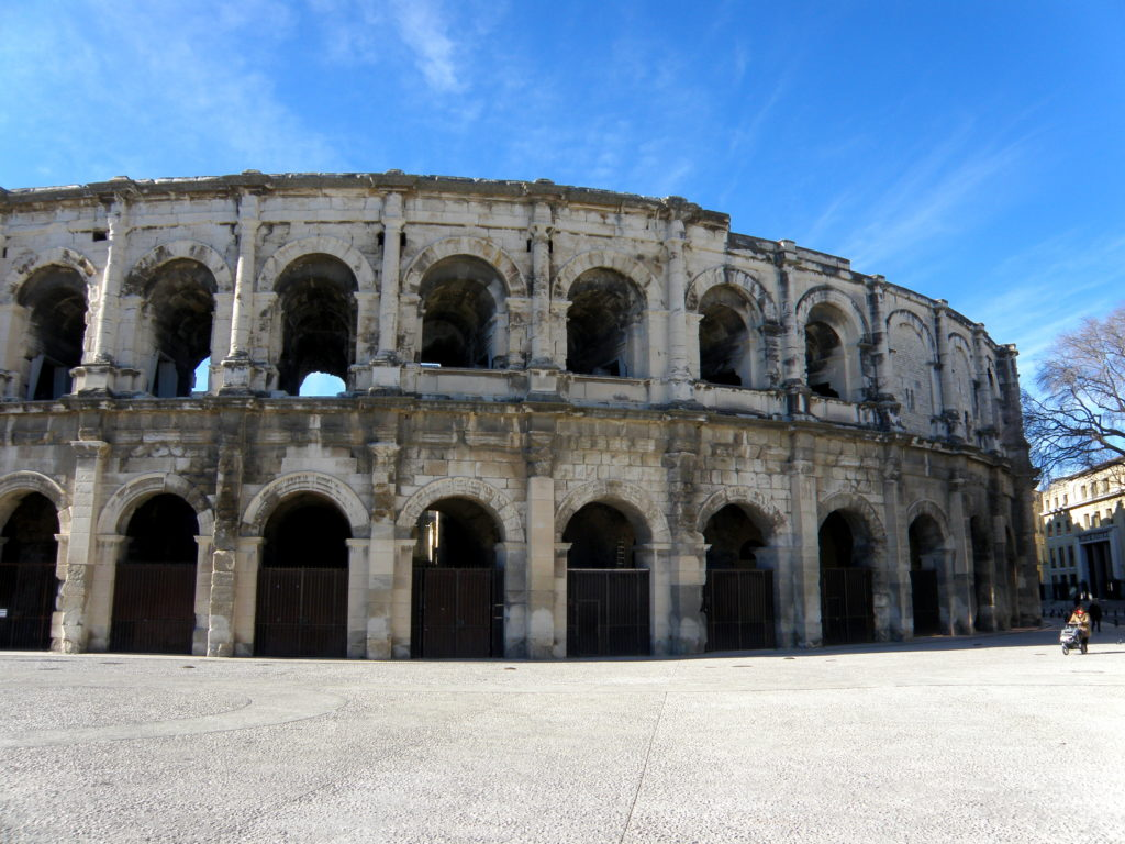 roman ruins tour of provence